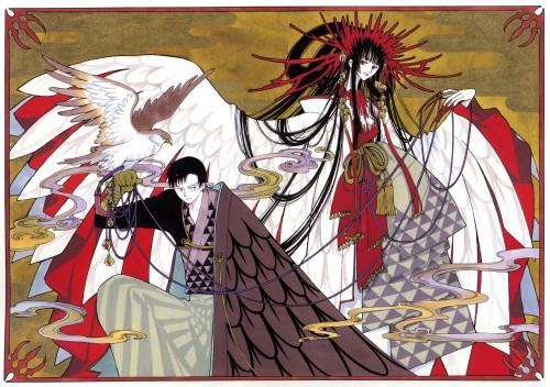 CLAMP, xxxHOLiC, Yuuko Ichihara, Shizuka Doumeki