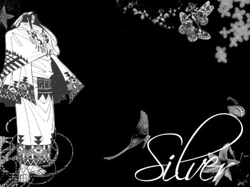 Hiroyuki Takei, Xebec, Shaman King, Silva (Shaman King) Wallpaper