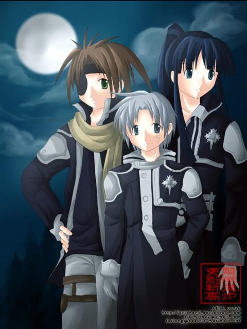 Katsura Hoshino, TMS Entertainment, D Gray-Man, Yu Kanda, Allen Walker
