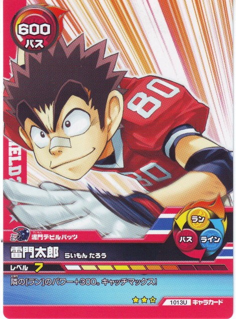 Yuusuke Murata, Studio Gallop, Eyeshield 21, Taro Raimon