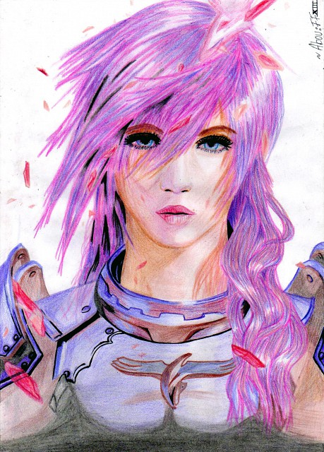 Final Fantasy XIII, Lightning (FF XIII), Member Art