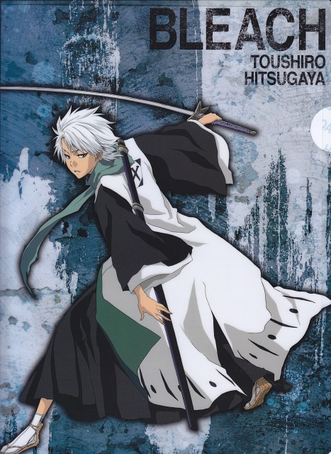 Studio Pierrot, Bleach, Toshiro Hitsugaya, Pencil Board