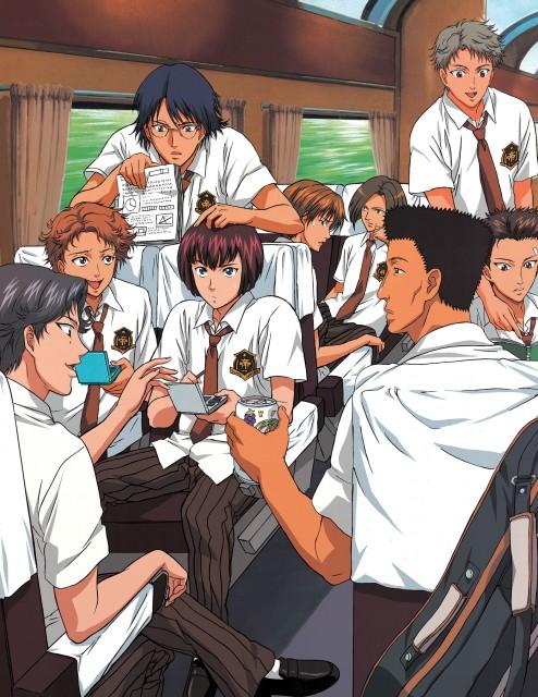 Takeshi Konomi, J.C. Staff, Prince of Tennis, Choutarou Ootori, Keigo Atobe