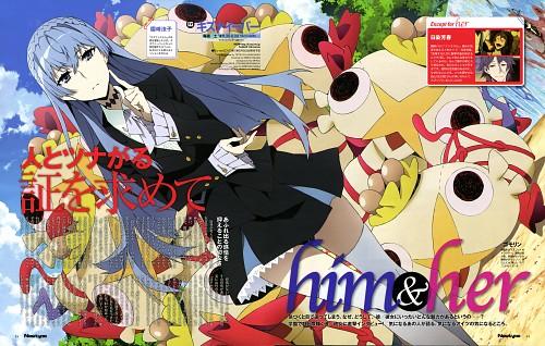 Tetsuya Hasegawa, Trigger (Studio), Kiznaiver, Noriko Sonozaki, Magazine Page