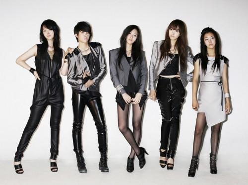 Victoria Song, Amber (f(x)), f(x), Luna (f(x)), Sulli