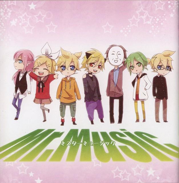 Iruno Satou, Vocaloid, Rin Kagamine, Gumi, Len Kagamine