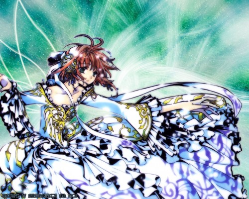 CLAMP, Bee Train, Tsubasa Reservoir Chronicle, Sakura Kinomoto Wallpaper