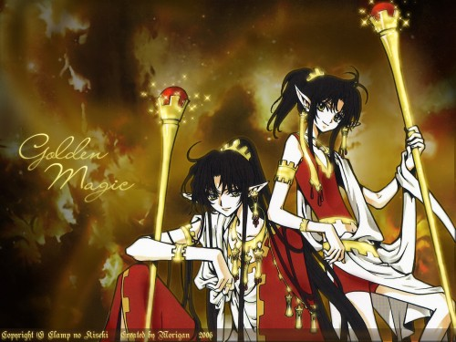 CLAMP, RG Veda, Ashura Wallpaper