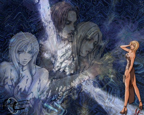 Parasite Eve, Aya Brea Wallpaper