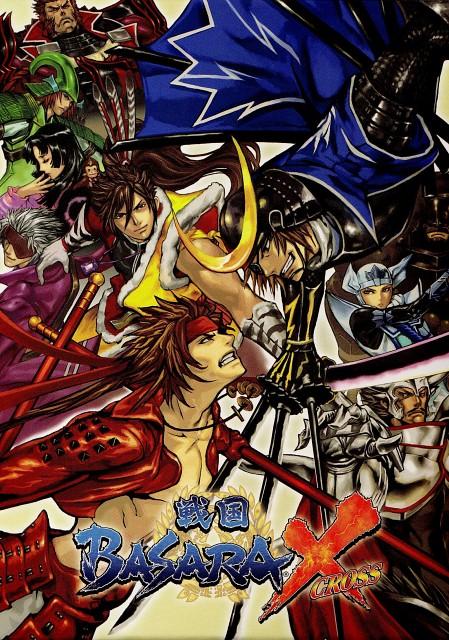 Capcom, Production I.G, Sengoku Basara, Oichi (Sengoku Basara), Takadatsu Honda (Sengoku Basara)