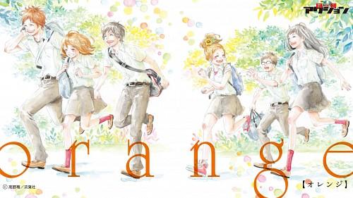 Ichigo Takano, Orange (Series), Kakeru Naruse, Takako Kayano, Azusa Murasaka