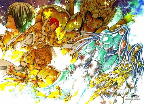 Shiori Teshirogi, TMS Entertainment, Saint Seiya: The Lost Canvas, Aquarius Krest, Altar Hakurei
