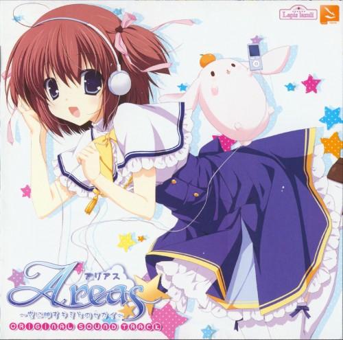 Miyu Miyasaka, Lapis Lazuli, Areas ~Sora ni Utsusu Kimi to no Sekai~, Konoka Mikage, Album Cover