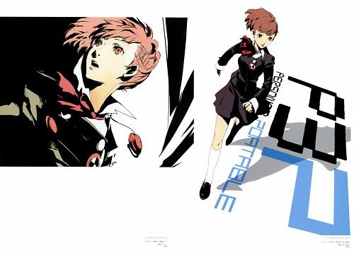 Shigenori Soejima, Soejima Shigenori Artworks 2004-2010, Shin Megami Tensei: Persona 3, Female Protagonist (Persona 3)