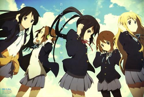 Hiroko Utsumi, Kyoto Animation, K-On!, Yui Hirasawa, Tsumugi Kotobuki