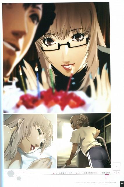 Shigenori Soejima, Atlus, Catherine (Game), Vincent Brooks, Katherine McBride