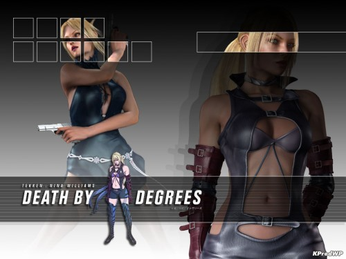 Death by Degrees Wallpaper