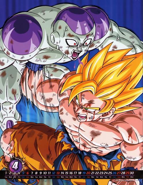 Akira Toriyama, Toei Animation, Dragon Ball, Frieza, Super Saiyan Goku