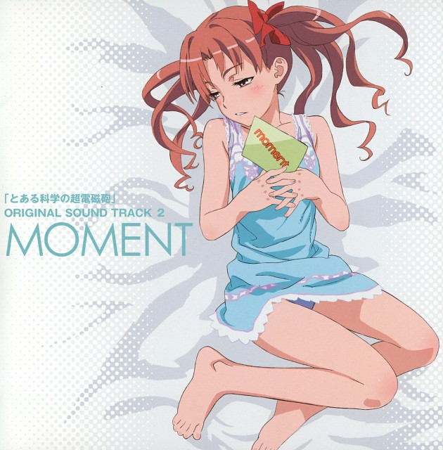 J.C. Staff, To Aru Kagaku no Railgun, Kuroko Shirai, Album Cover