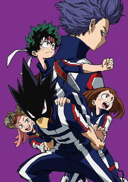 Kouhei Horikoshi, BONES, Boku no Hero Academia, Izuku Midoriya, Hitoshi Shinsou