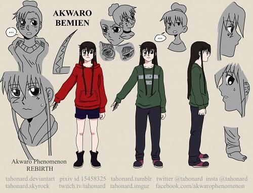 Member Art, Character Sheet, Original