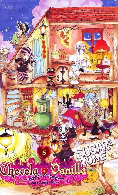 Moyoco Anno, Studio Pierrot, Sugar Sugar Rune, Rockin' Robin, Saule