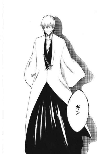 Kubo Tite, Bleach, Gin Ichimaru