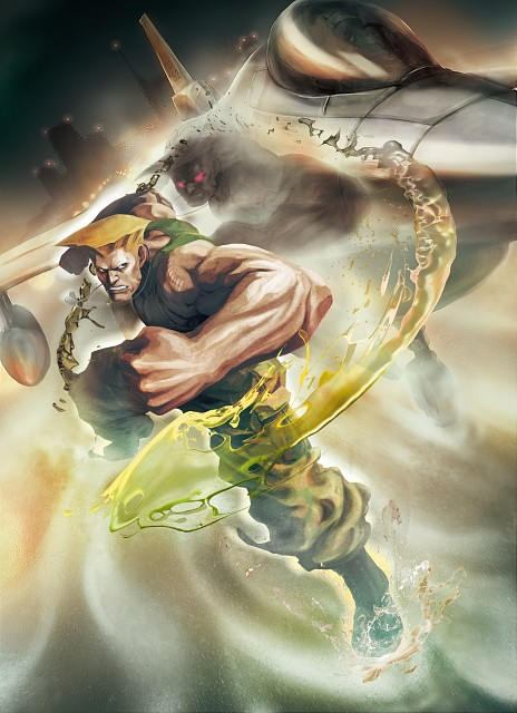 Capcom, Street Fighter x Tekken, Street Fighter, Guile