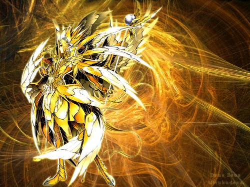 Future Studio, Saint Seiya, Saint Seiya: The Lost Canvas, Sacred Saga Wallpaper