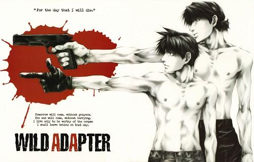 Kazuya Minekura, Wild Adapter, Minoru Tokito, Makoto Kubota
