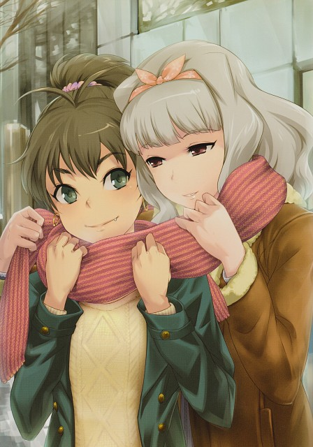 Mikel, Namco, A-1 Pictures, Ganaha Mode:02, Idol Master