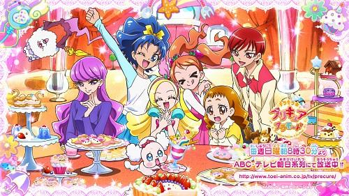 Toei Animation, Kirakira Precure A La Mode, Yukari Kotozume, Chourou (Kirakira Precure A La Mode), Akira Kenjou