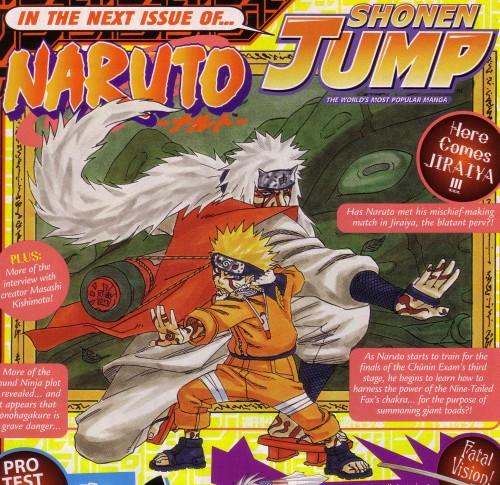 Masashi Kishimoto, Naruto, Naruto Uzumaki, Gamabunta, Jiraiya