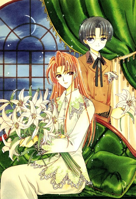 CLAMP, Madhouse, Cardcaptor Sakura, Cardcaptor Sakura Illustrations Collection 3, Kaho Mizuki