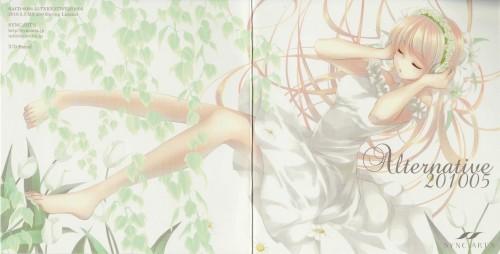 Hazuki Ayase, Album Cover