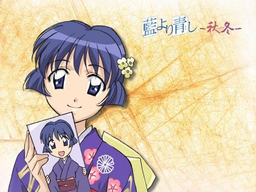 J.C. Staff, Ai Yori Aoshi, Aoi Sakuraba Wallpaper