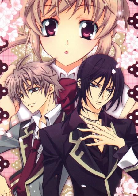 Aya Shouoto, Stray Love Hearts, Ren Ichikawa, Hiyoki Kozue, Kuga Reizei