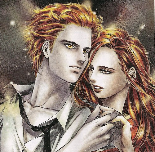 Young Kim, Twilight, Bella Swan, Edward Cullen, Doujinshi