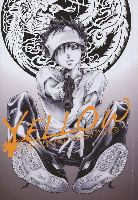 Kazuya Minekura, Studio Pierrot, Saiyuki, Son Goku (Saiyuki)