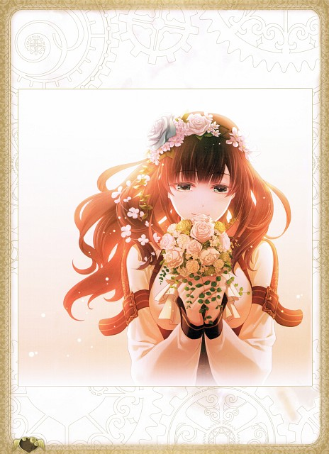 miko (Mangaka), Idea Factory, Code: Realize, Cardia Beckford