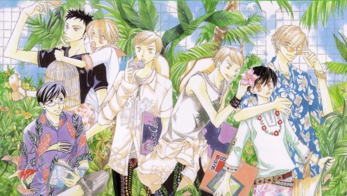 Hatori Bisco, BONES, Ouran High School Host Club, Tamaki Suoh, Hikaru Hitachiin