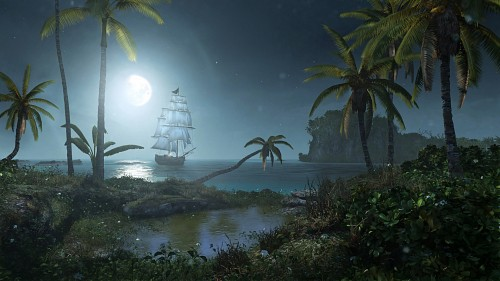 Ubisoft, Assassin's Creed IV, Game CG