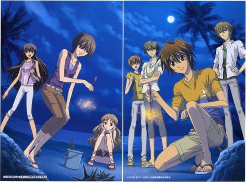 Anime International Company, Gonzo, Special A, Megumi Yamamoto, Ryuu Tsuji