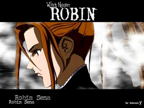 Witch Hunter Robin Wallpaper