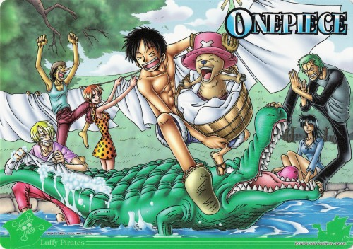 Eiichiro Oda, One Piece, Monkey D. Luffy, Nami, Nico Robin