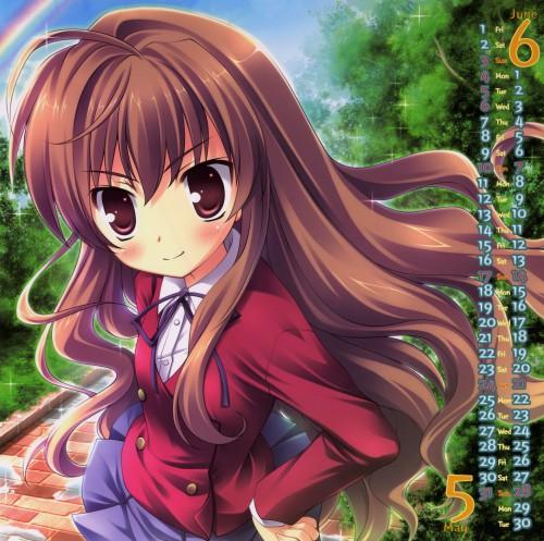 Akane Ikegami, J.C. Staff, Toradora!, Taiga Aisaka