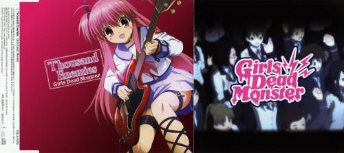 Na-Ga, Key (Studio), Angel Beats!, Yui (Angel Beats!), Album Cover