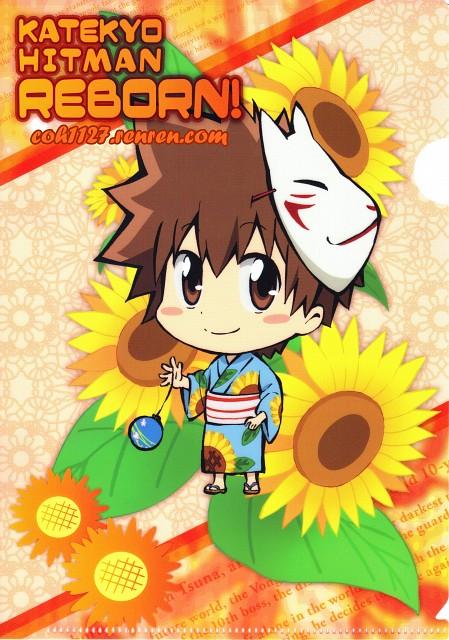 Akira Amano, Artland, Katekyo Hitman Reborn!, Tsunayoshi Sawada, Pencil Board