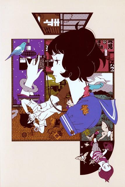 Yusuke Nakamura, The Tatami Galaxy, Mochiguman, Watashi (The Tatami Galaxy), Ozu (The Tatami Galaxy)