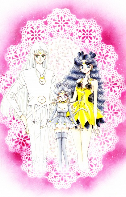 Naoko Takeuchi, Bishoujo Senshi Sailor Moon, BSSM Original Picture Collection Vol. IV, Diana, Artemis